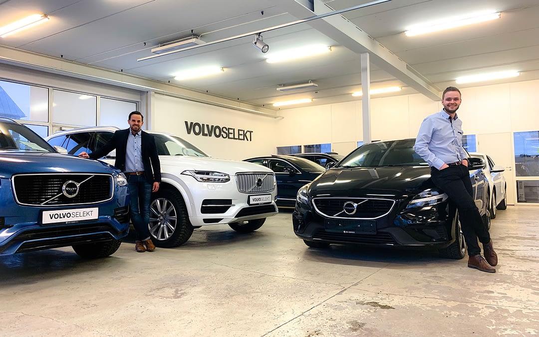 Nesten nye biler