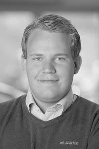 Fredrik Klevstrand Angell