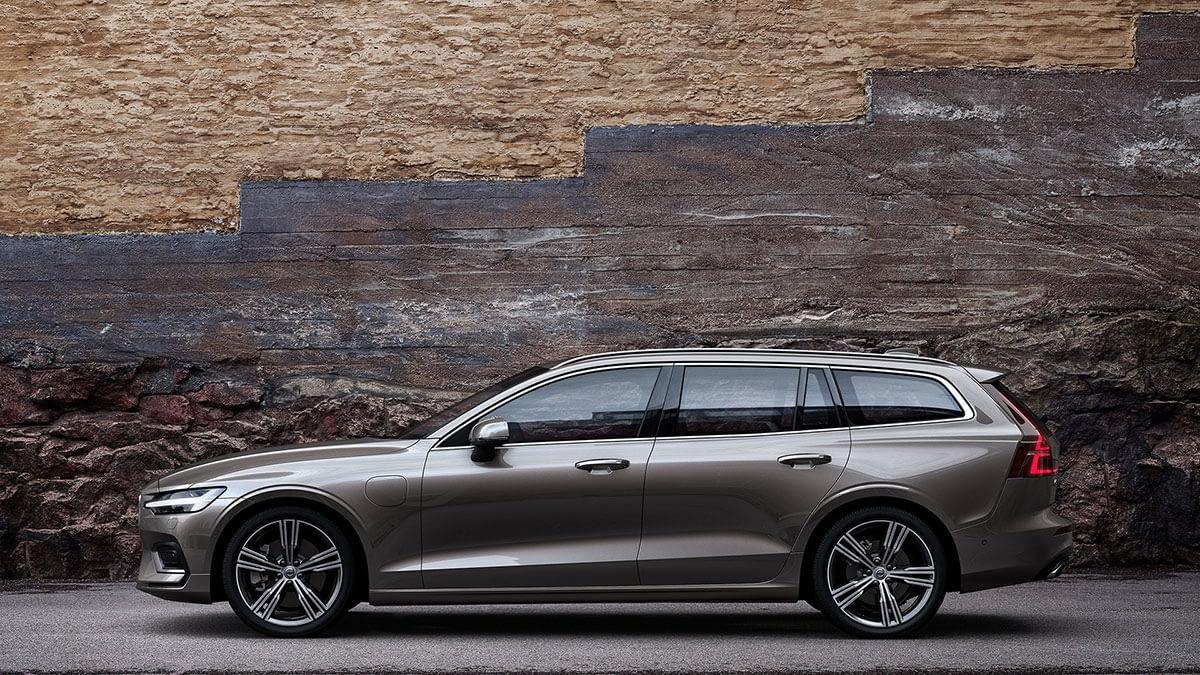 Volvo V60 i bybilde