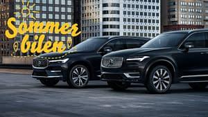 Volvo – Sommerens beste kampanjepriser