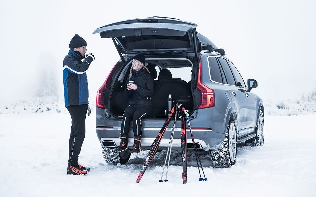 Volvo XC90 Recharge T8 Ski-VM 2021