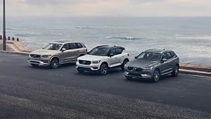 Volvo kampanje Scandinavian Edition