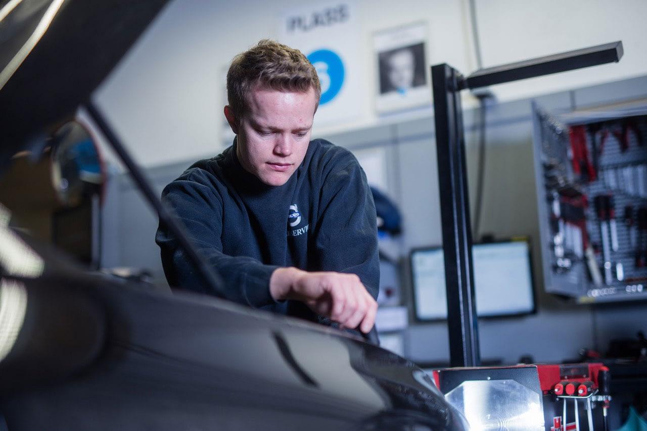 Bilservice Smart Repair