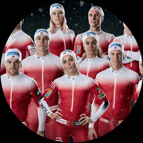 Volvo Ski-VM 2021 kampanje