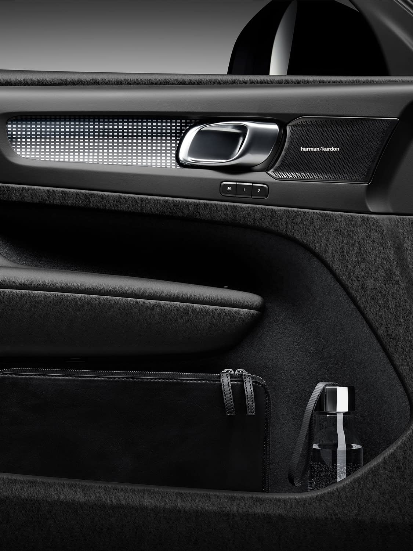 Volvo XC40 interiør