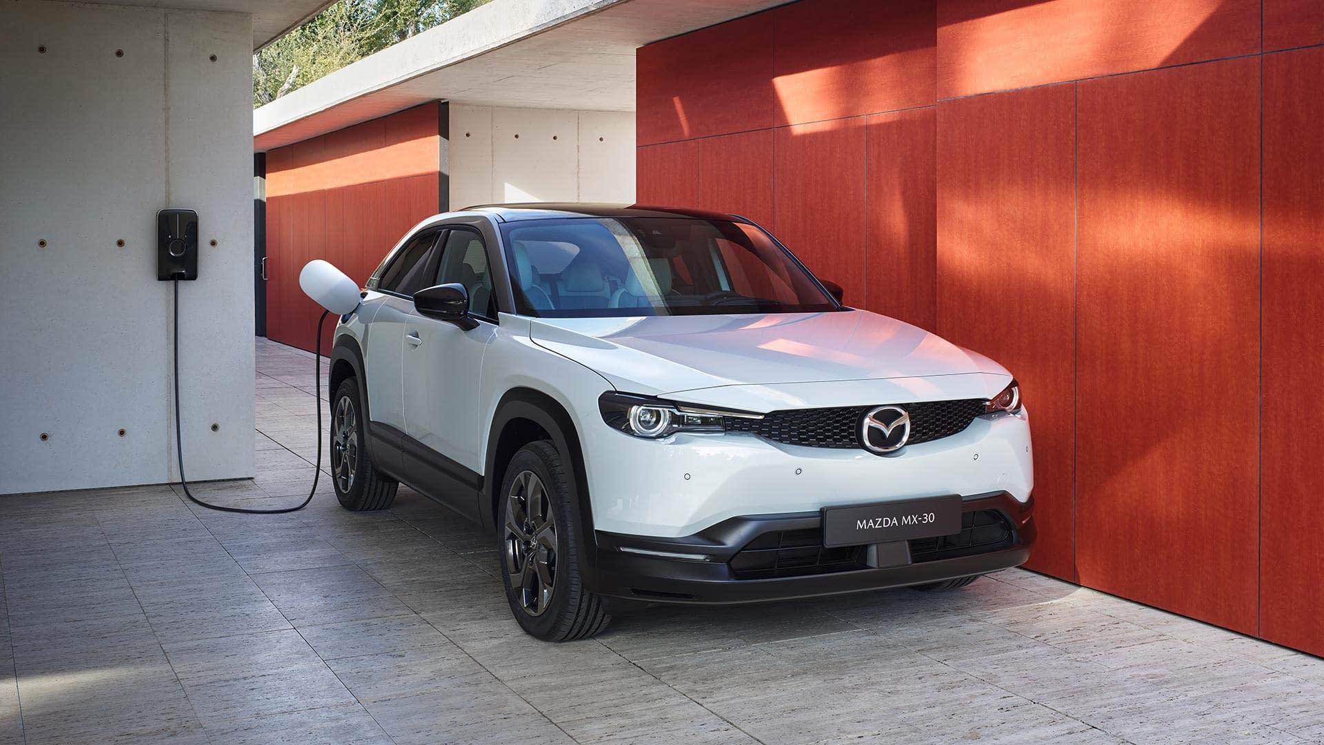 Mazda MX30 elbil