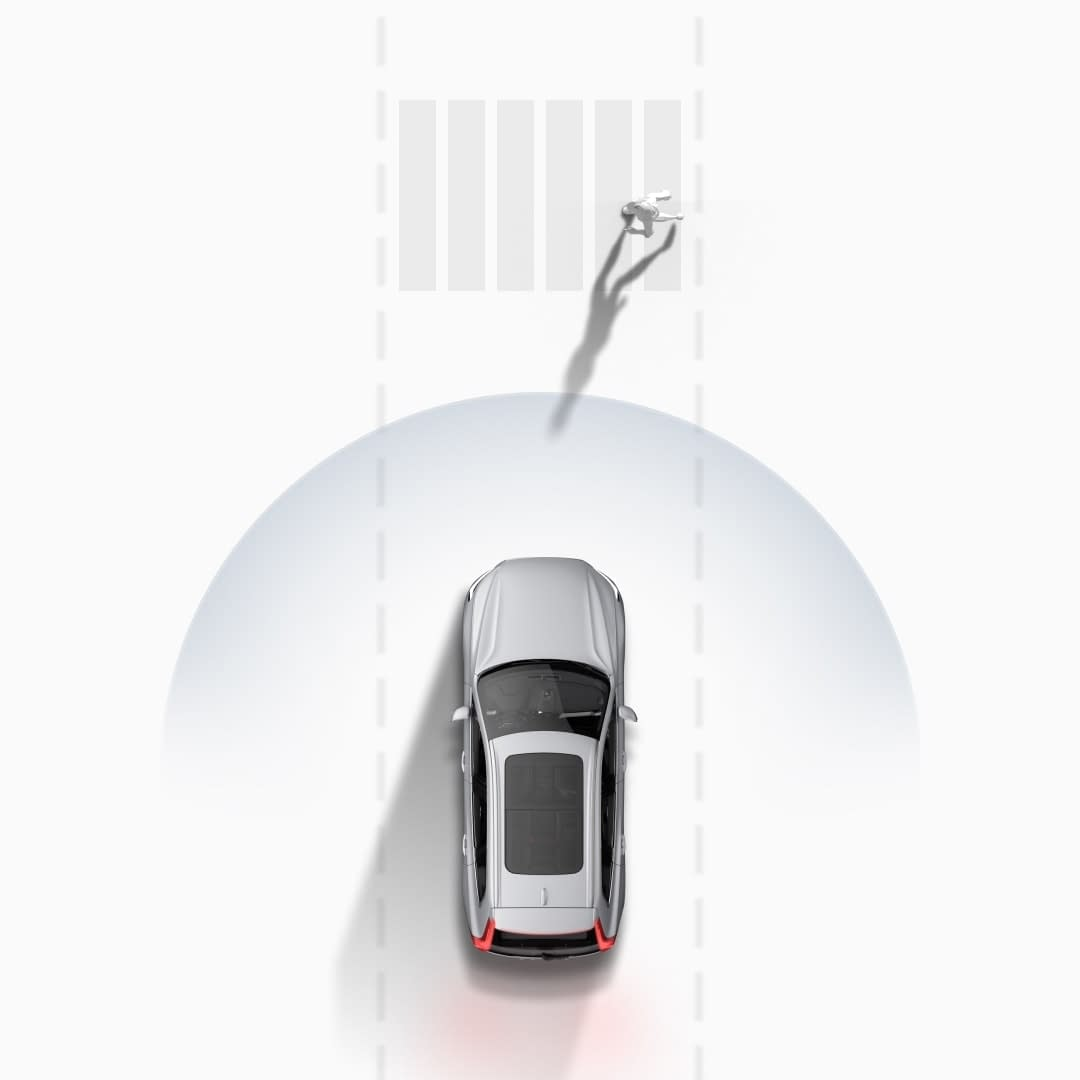 Volvo Safety driver assist