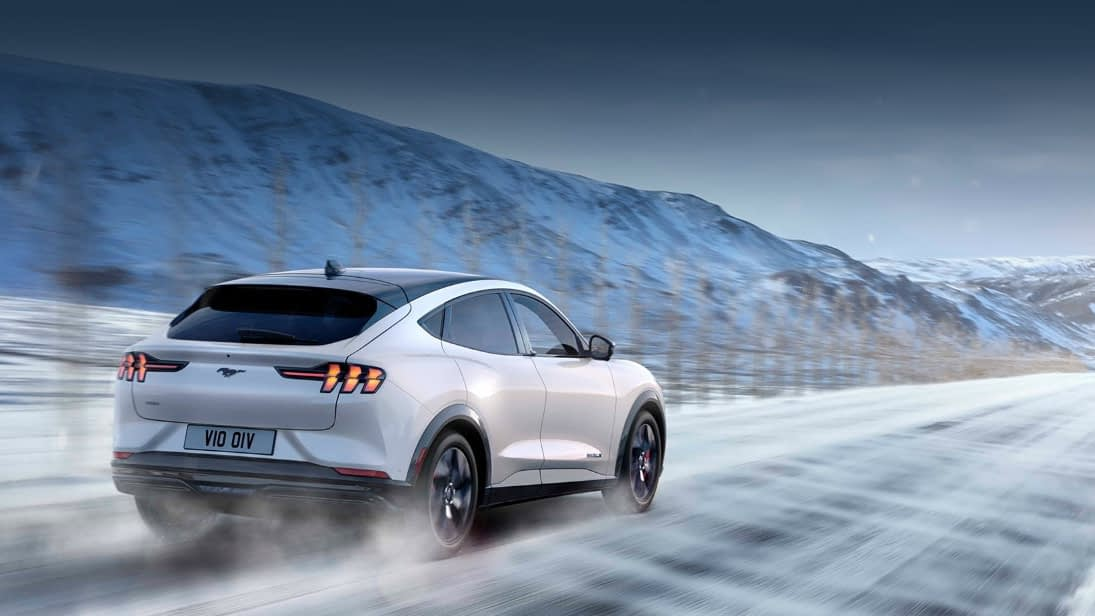 Mord Mustang Mach-e