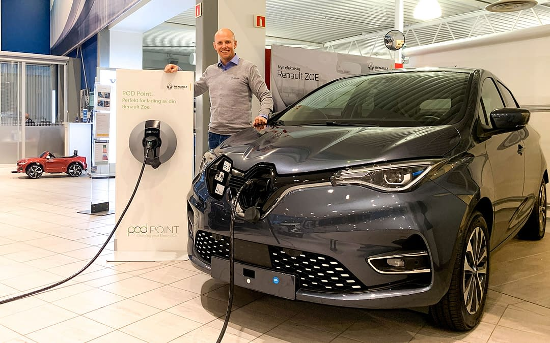 Renault ZOE – Elektrisk kampanje