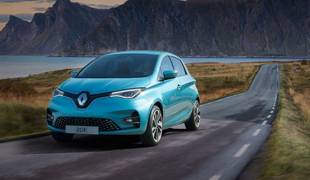 Renault ZOE – Vårkampanje