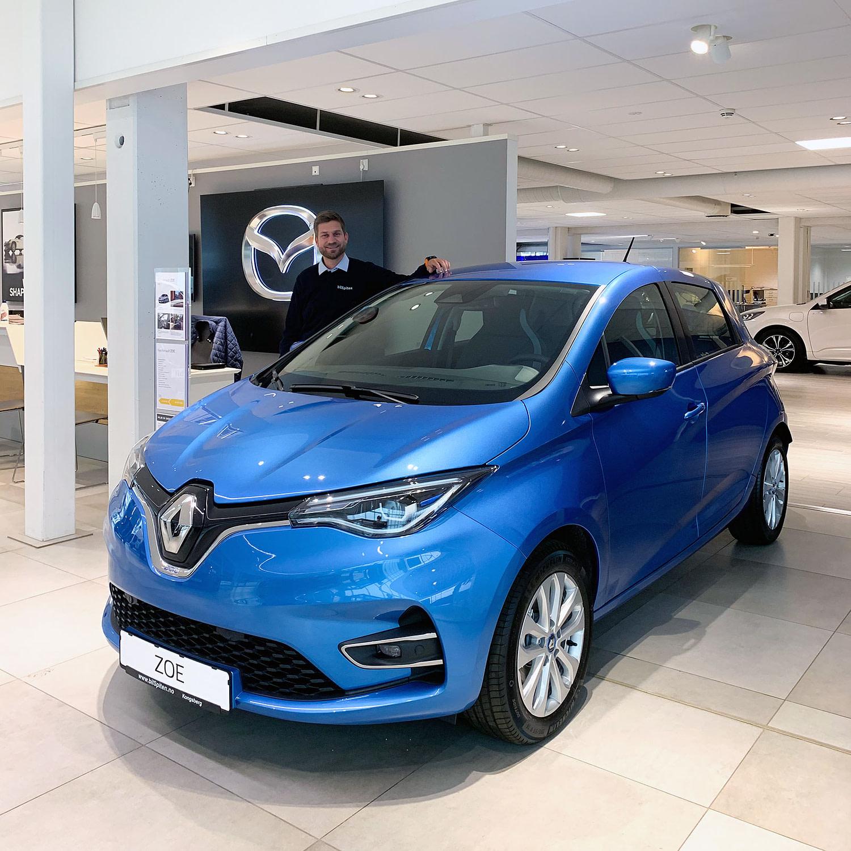 Renault Zoe - bilSpiten Kongsberg