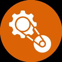 Registerreim ikon