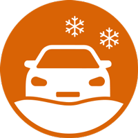 Vinterdekk ikon