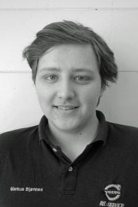 Markus Bjønnes