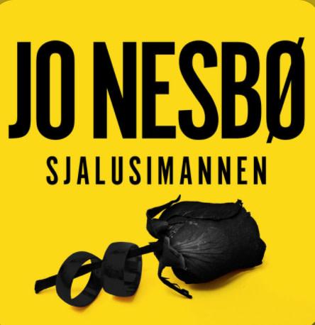 Jo Nesbø Sjalusimannen pod cover