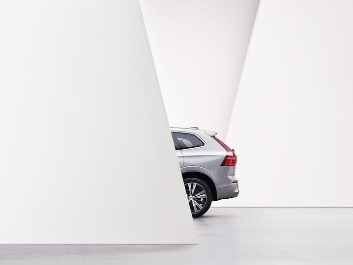Volvo xc60 delvis fra siden