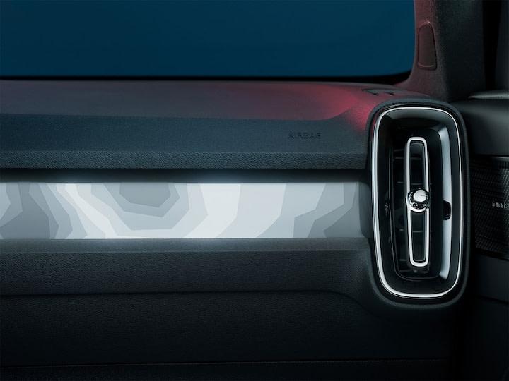 Volvo C40 Recharge interiør