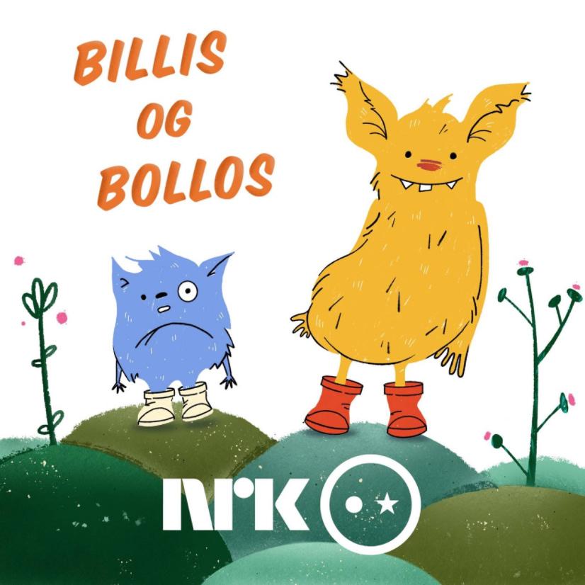 Billis og Bollos pod cover
